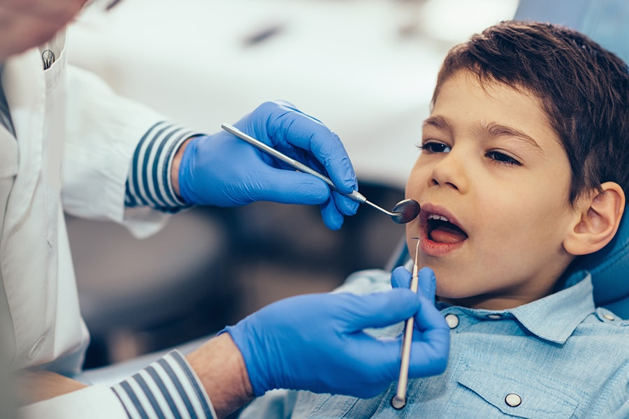 Common Tooth Woes In Children